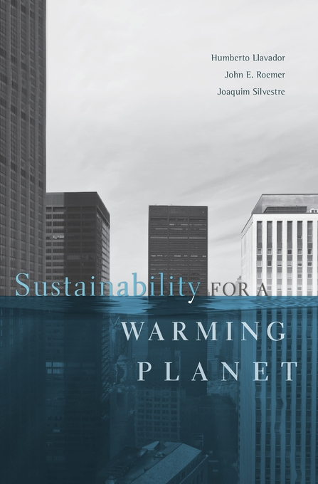 Cover: Sustainability for a Warming Planet, from Harvard University Press