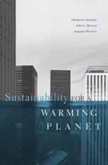 Cover: Sustainability for a Warming Planet in HARDCOVER