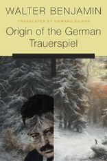 Cover: Origin of the German Trauerspiel
