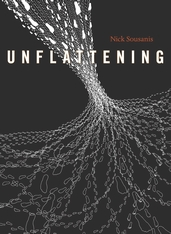 Cover: Unflattening, by Nick Sousanis, from Harvard University Press