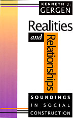 Cover: Realities and Relationships: Soundings in Social Construction