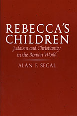 Cover: Rebecca's Children: Judaism and Christianity in the Roman World