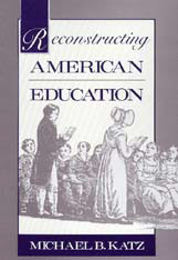 Cover: Reconstructing American Education