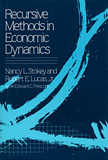 Cover: Recursive Methods in Economic Dynamics