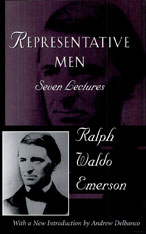 Cover: Representative Men: Seven Lectures