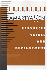 Cover: Resources, Values, and Development: Expanded Edition