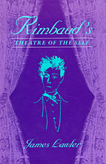 Cover: Rimbaud's Theatre of the Self in HARDCOVER