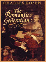 Cover: The Romantic Generation in PAPERBACK
