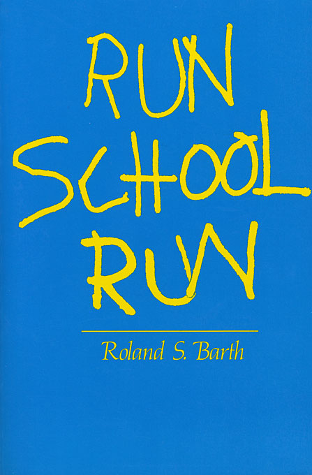 Cover: Run School Run, from Harvard University Press