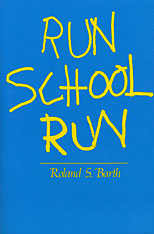 Cover: Run School Run in PAPERBACK