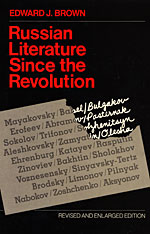 Cover: Russian Literature Since the Revolution: Revised and Enlarged Edition
