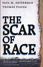 Cover: The Scar of Race