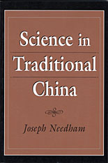 Cover: Science in Traditional China
