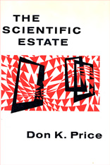 Cover: The Scientific Estate in HARDCOVER