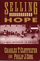 Cover: Selling Hope: State Lotteries in America