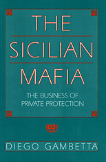 Cover: The Sicilian Mafia in PAPERBACK