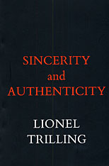 Cover: Sincerity and Authenticity