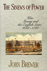 Cover: The Sinews of Power: War, Money and the English State, 1688-1783