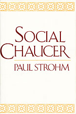 Cover: Social Chaucer in PAPERBACK