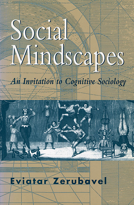 Cover: Social Mindscapes: An Invitation to Cognitive Sociology, from Harvard University Press