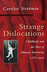 Cover: Strange Dislocations: Childhood and the Idea of Human Interiority