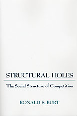 Cover: Structural Holes: The Social Structure of Competition