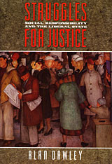 Cover: Struggles for Justice in PAPERBACK