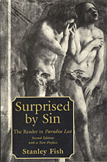 Cover: Surprised by Sin: The Reader in <i>Paradise Lost</i>, Second Edition with a New Preface