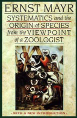 Cover: Systematics and the Origin of Species from the Viewpoint of a Zoologist in PAPERBACK