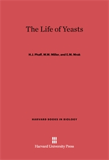 Cover: The Life of Yeasts in E-DITION