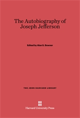 Cover: The Autobiography of Joseph Jefferson in E-DITION