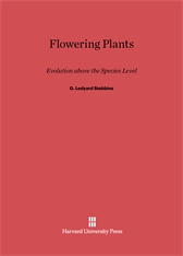 Cover: Flowering Plants: Evolution above the Species Level