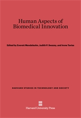 Cover: Human Aspects of Biomedical Innovation
