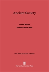 Cover: Ancient Society