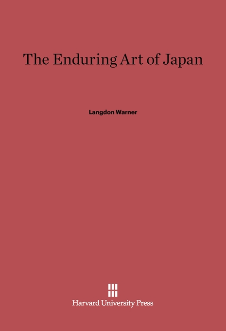 Cover: The Enduring Art of Japan, from Harvard University Press