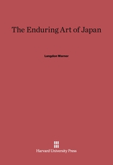 Cover: The Enduring Art of Japan