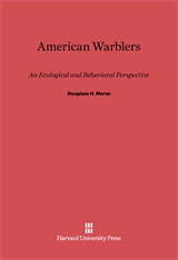 Cover: American Warblers: An Ecological and Behavioral Perspective