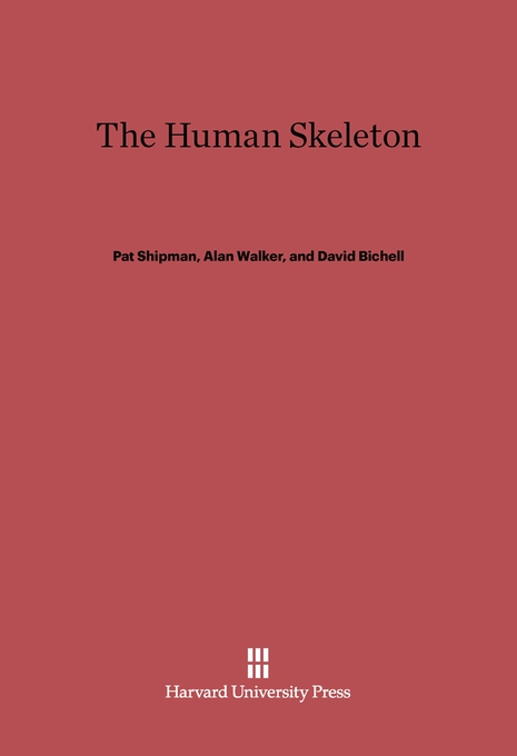 Cover: The Human Skeleton, from Harvard University Press