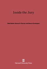 Cover: Inside the Jury