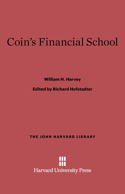 Cover: Coin's Financial School, from Harvard University Press