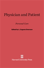 Cover: Physician and Patient