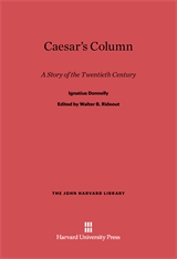 Cover: Caesar's Column: A Story of the Twentieth Century