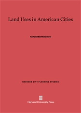Cover: Land Uses in American Cities