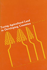 Cover: Taxing Agricultural Land in Developing Countries