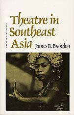 Cover: Theatre in Southeast Asia