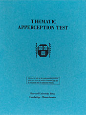 Cover: Thematic Apperception Test