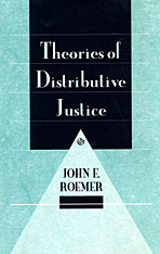 Cover: Theories of Distributive Justice
