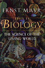 Cover: This Is Biology in PAPERBACK