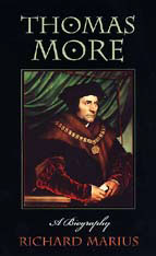 Cover: Thomas More: A Biography