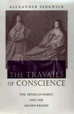Cover: The Travails of Conscience in HARDCOVER
